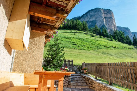 Chalet Nursery And Garden Center: Apartments With Garden In Selva Val